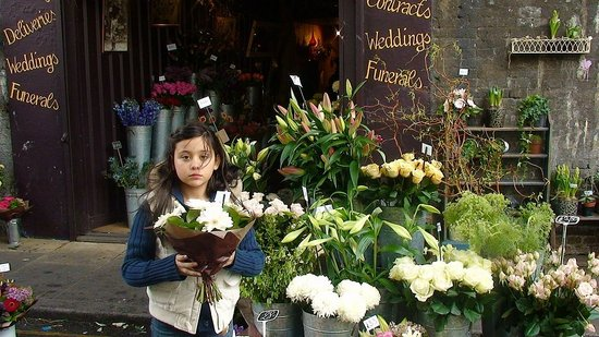 A day in the Borough Market, London